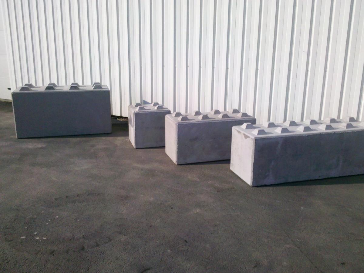 blocs de béton golebloc