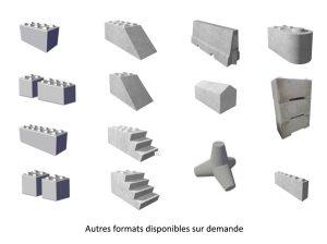 golebloc blocs de béton
